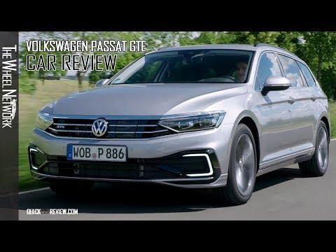 Car Review: 2020 Volkswagen Passat Variant GTE Test Drive