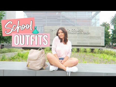 [VIDEO] - BACK TO SCHOOL OUTFIT IDEAS| DoubleK0711 3