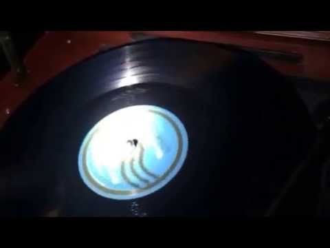 Hologram on the Jack White Lazaretto album (vinyl)
