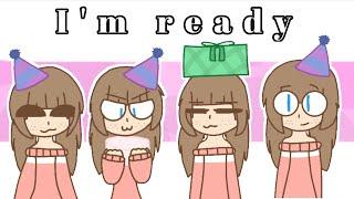 Ich bin bereit, animation (mem) (bd-Geschenk!)