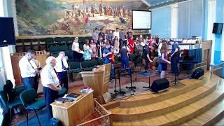 Прямая трансляция Церковь Голгофа 27/08/2017