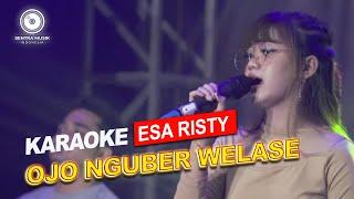 Esa Risty - Ojo Nguber Welase  (Karaoke Version)
