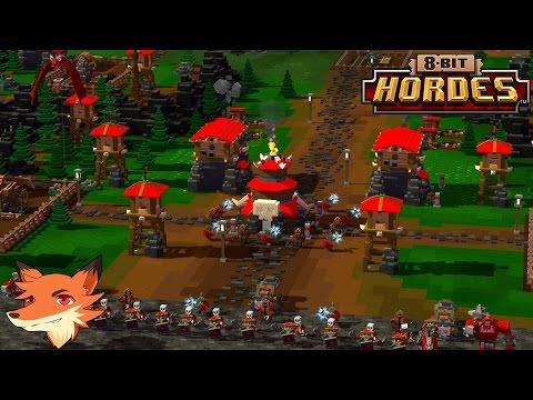 8-Bit Hordes - Un jeu de stratgie par les devs de 8-bit Armies ! || P&G [FR]