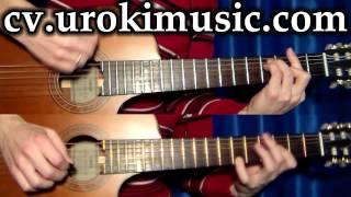 cv.urokimusic.ru Нюша История странника кавер. Уроки гитары для начинающих онлайн