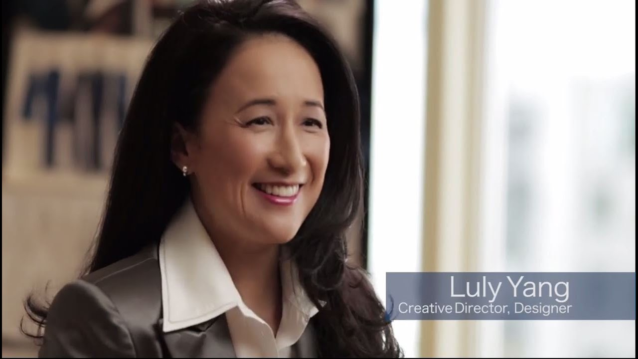 2d946487bae7 Alaska Airlines names Luly Yang new uniform designer - YouTube