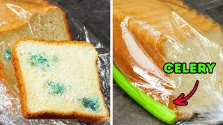 40+ HACKS TO KEEP YOUR FOOD FRESH LONG TIME