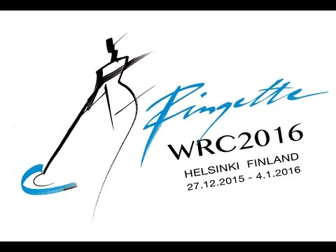 WRC2016: Exhibition Game FINLAND - CANADA