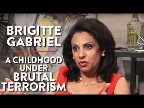 A Childhood Under Brutal Terrorism (Brigitte Gabriel Pt. 1)