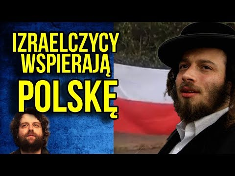 Izraelczycy ODWAŻNIE Bronią Polski. PIS i Telewizja TVP Info MILCZY