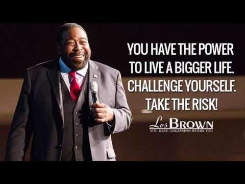FIRST LES BROWN CALL OF 2017 - Live - January 2, 2017