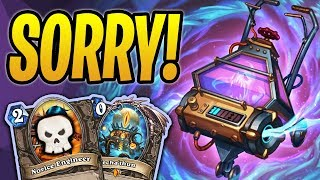 The HARDEST Choice Requires the STRONGEST WILL!   Soularium Mecha'thun Warlock   Rastakhan's Rumble