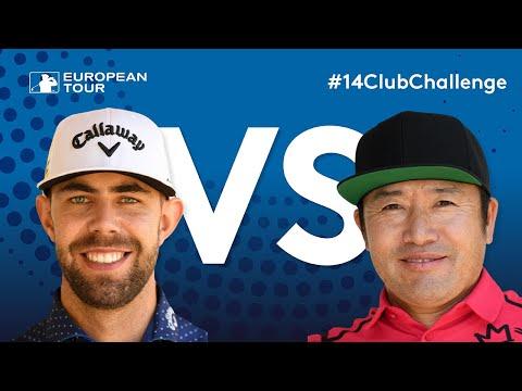 The 14 Club Challenge – Ho-Sung Choi Vs Van Rooyen