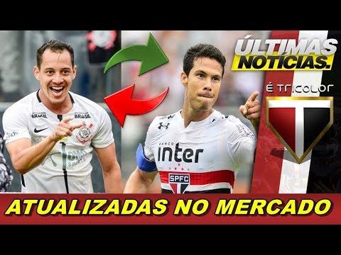 8f42b4d912 MERCADO DA BOLA NO SÃO PAULO FC! HERNANES E RODRIGUINHO O QUE TEMOS ATÉ O  MOMENTO! É TRICOLOR