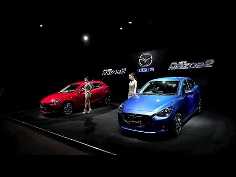All New Mazda 2 SkyActiv D Thailand launch : เปิดตัว มาสด้า 2 ดีเซล พร้อมราคาจำหน่าย