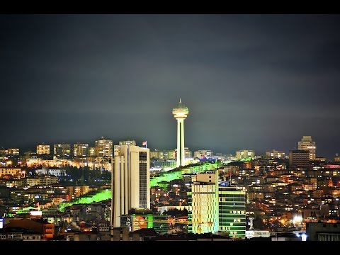 Ankara, The Capital City of Turkey