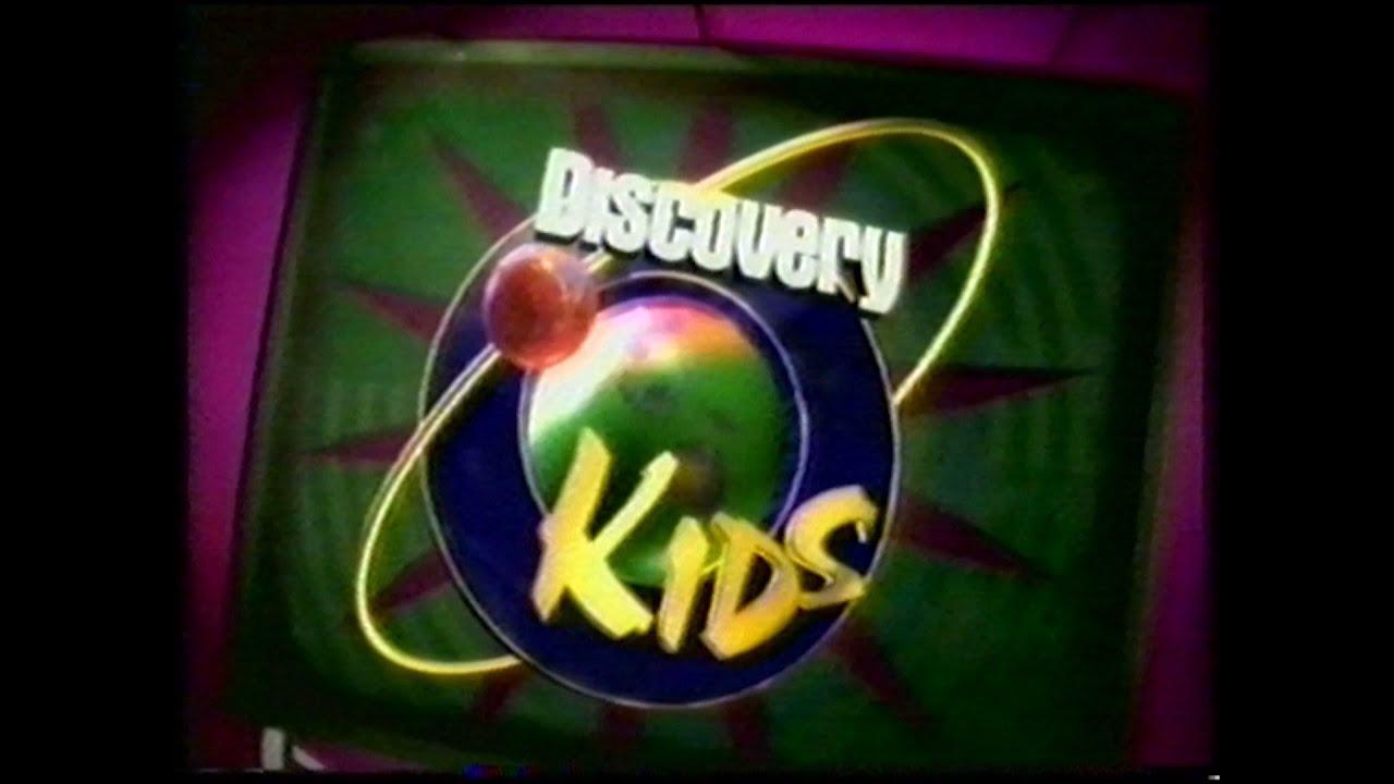 Vinheta: Discovery Kids - Brasil (1999) - YouTube