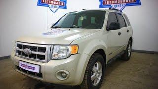 Ford Escape 2007 2,3 155 лс (Единый Центр Автомобилей)