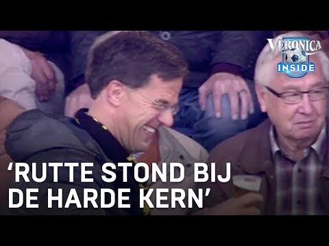 Mark Rutte is een hooligan | VERONICA INSIDE