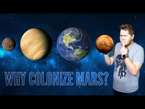 Why Mars? Why NOT the other Planets?
