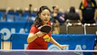 2018 US Open Table Tennis Championships - Day 1 (Round of 32 & 16) - Table 1