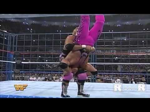 Bret Hart (c) vs. Owen Hart WWF Championship | Highlights | SummerSlam 1994 (HD)