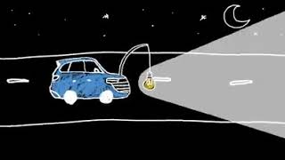 Dynamic Light Assist в автомобілях Volkswagen Touareg