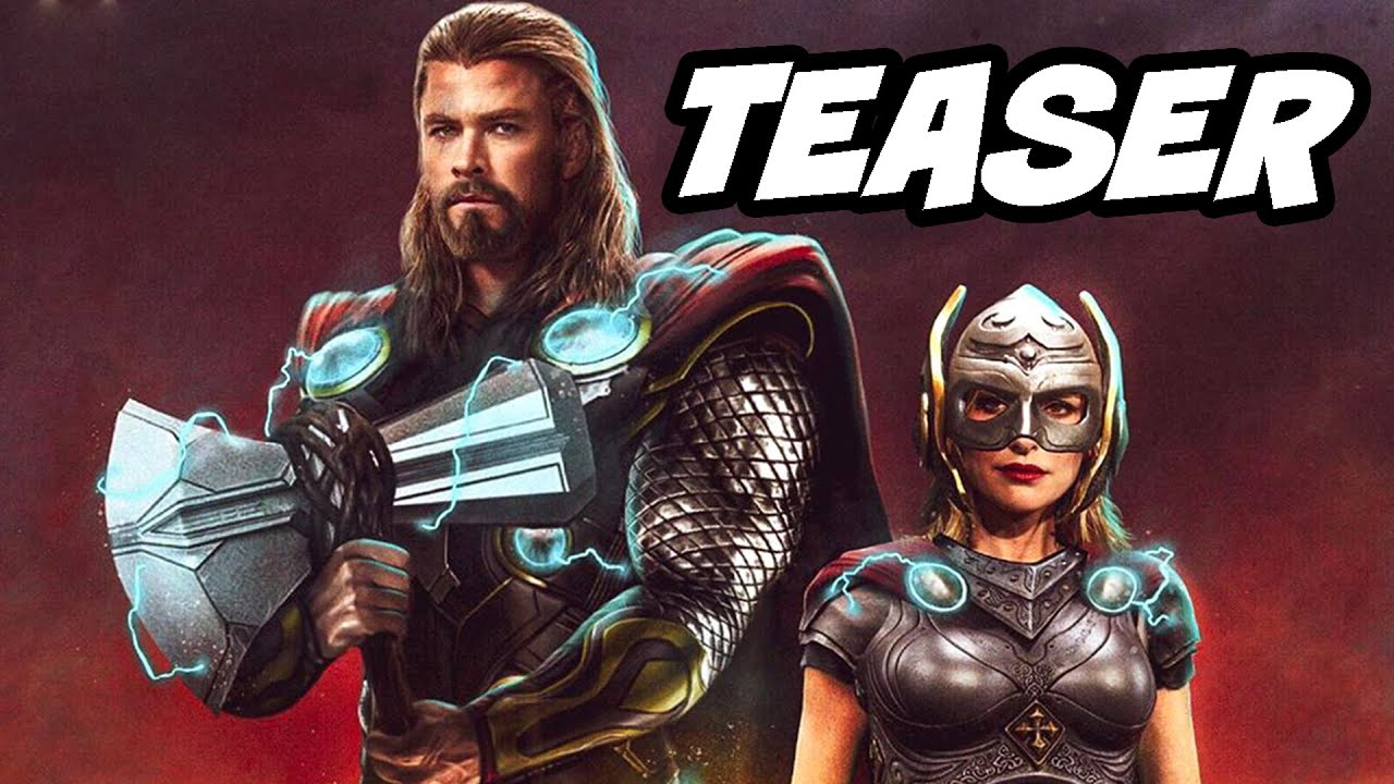 THOR Love and Thunder New Leaks Loki return Christian Bale Villain ...