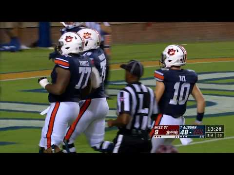 Auburn Sports - #7 Auburn- 56 Mississippi State- 23 | Recap & Highlights
