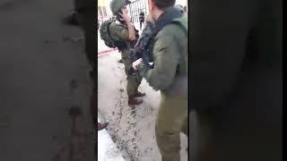 Попытка теракта под Кирьят-Арбой
