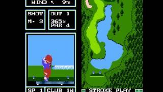 All Nintendo Music HQ ~ Vol. 41 - Famicom Golf: Japan Course : 6 - Golf Field