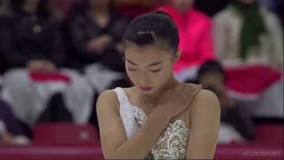 😇💕 坂本花織 / Kaori Sakamoto - Grand Prix Helsinki 2018 - November 03, 2018 坂本花織 検索動画 20