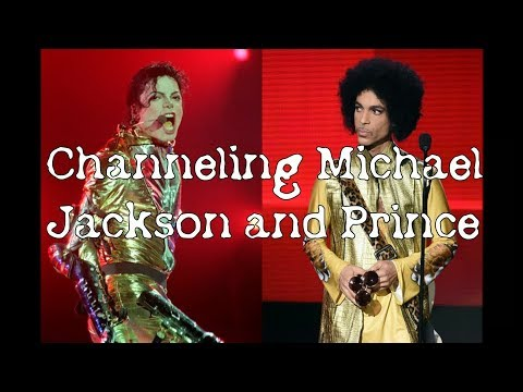 Spiritual Channeling - Channeling Michael Jackson and Prince