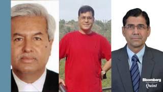 LibrariesOfLeaders: Arvind Datar, Dushyant Dave, Siddharth Luthra