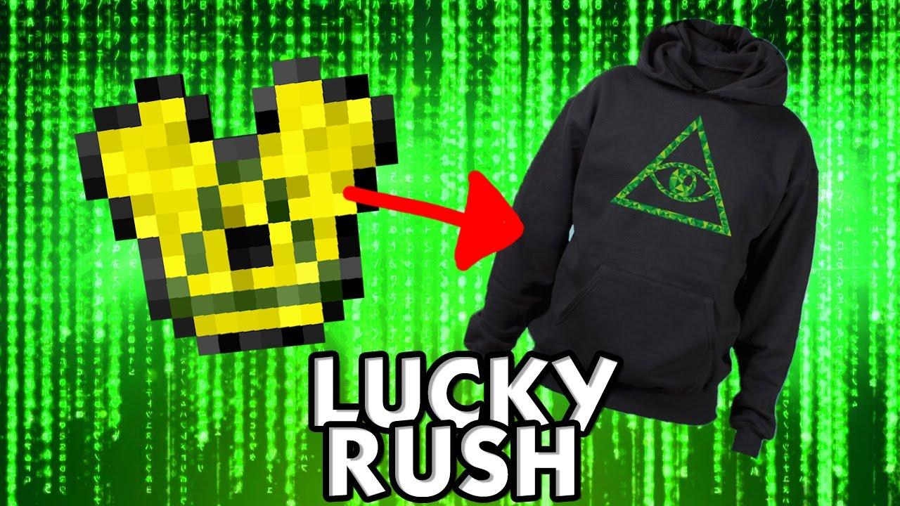 TEAM ILLUMINATI | Minecraft LUCKY RUSH | baastiZockt – YouTube