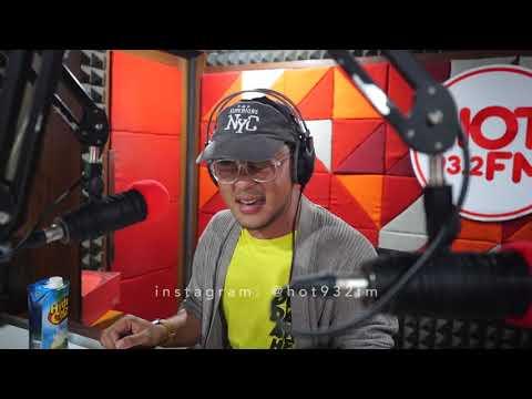LIVE! DISANA MENANTI DISINI MENUNGGU - DANANG (HOT 93.2 FM)