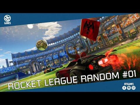 ROCKET LEAGUE | RANDOM MÓKA #01 /w DoggyAndi /w IceBlueBird /w Csabusa