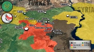 16 февраля 2017. Военная обстановка в Сирии. США хотят направить войска в Сирию. Русский перевод.