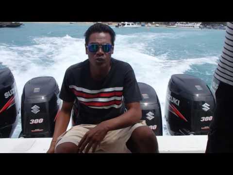 Speed Boat Gili Air 1800 CV - Bali