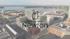 AS. OY HELSINGIN NEWTON. NEROKASTA ASUMISTA KOHTUUHINTAAN.