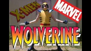 Xmen Wolverine Cosplay Suit test