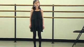 Zoe Heiden sings Jar of Hearts