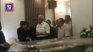 PM ziarah keluarga mendiang Datuk Siringan Gubat