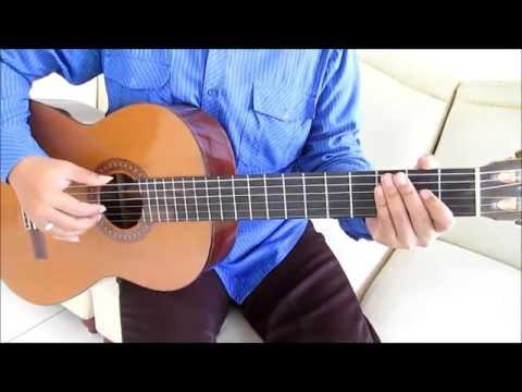 Belajar Kunci Gitar Cassandra Cinta Terbaik Versi Mudah