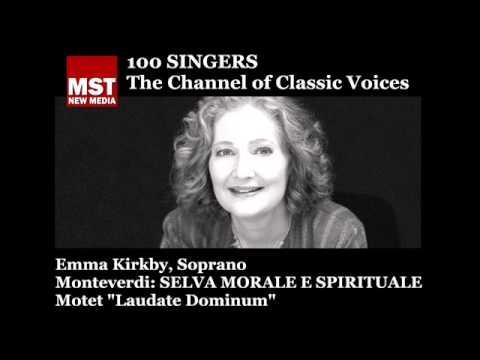 100 Singers - EMMA KIRKBY