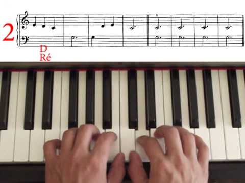 John Thompson`s easiest piano course, part 1, The Chimes