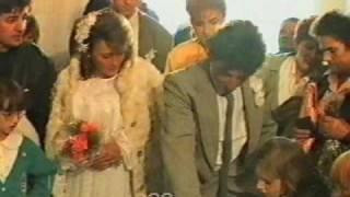 Svadba - pijani mladoženja