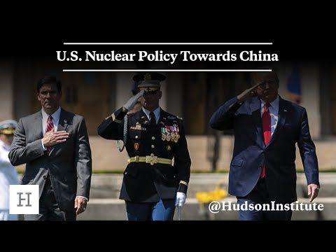 U.S. Nuclear Policy Towards China