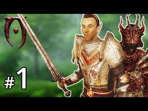 Let's Play Oblivion 2018 | Ultimate Mod List | Episode 1