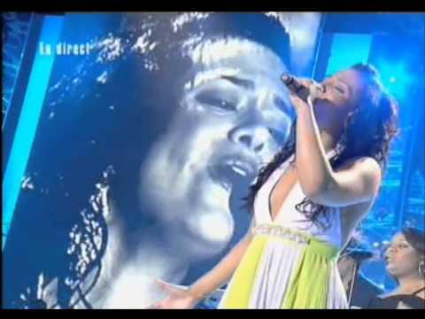 Amel Bent « Ma philosophie » Les Victoires de la Musique 2006
