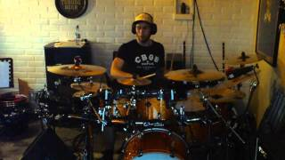 Drum cover - In Flames - Metaphor